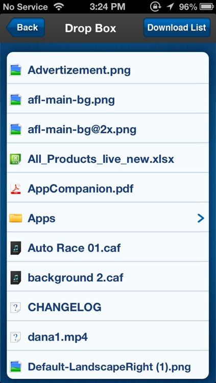 iFileManager! screenshot-3