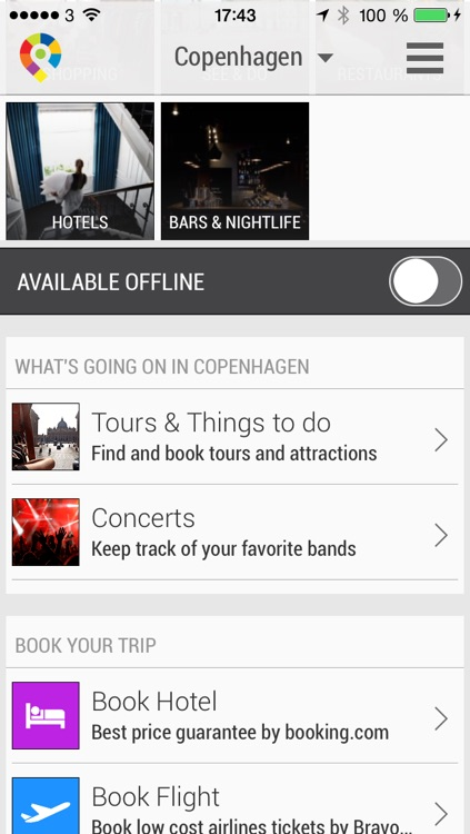 Copenhagen City Travel Guide - GuidePal