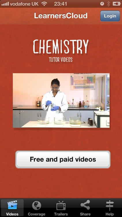 GCSE Chemistry Tutor Videos screenshot-0