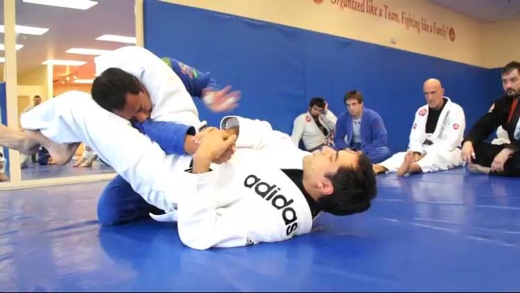 BJJ Triangle Choke Seminar