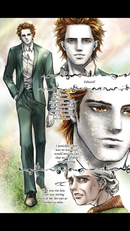 New Moon: The Graphic Novel, Vol. 1 screenshot-1