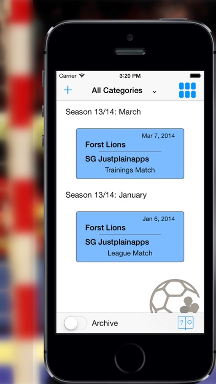 CoachBook - Handball Analysis & more screenshot-3