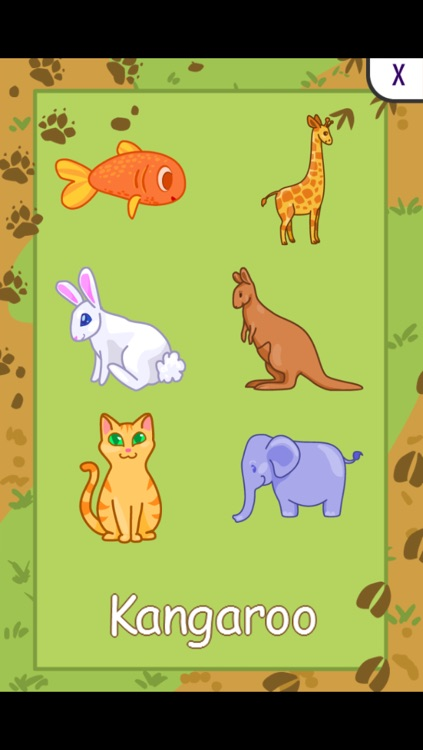 Animals Toddler Preschool screenshot-0