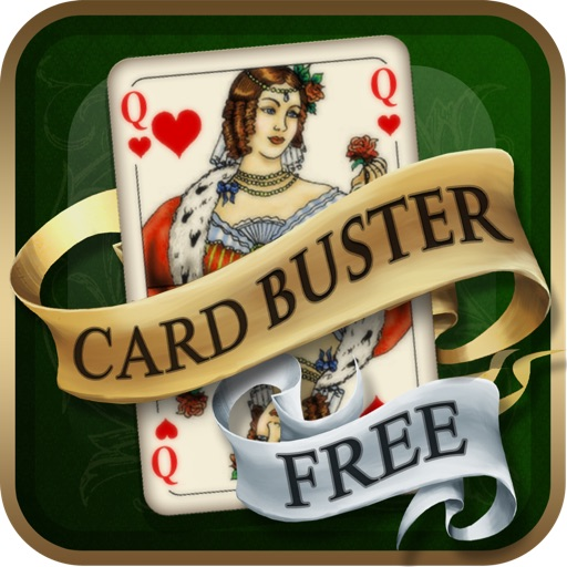 Reiner Knizia: Card Buster Free