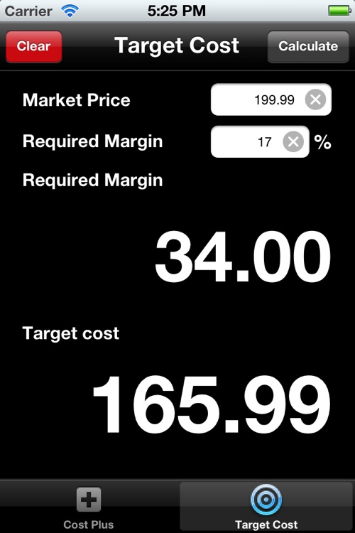 Product Pricing Calculator screenshot-3