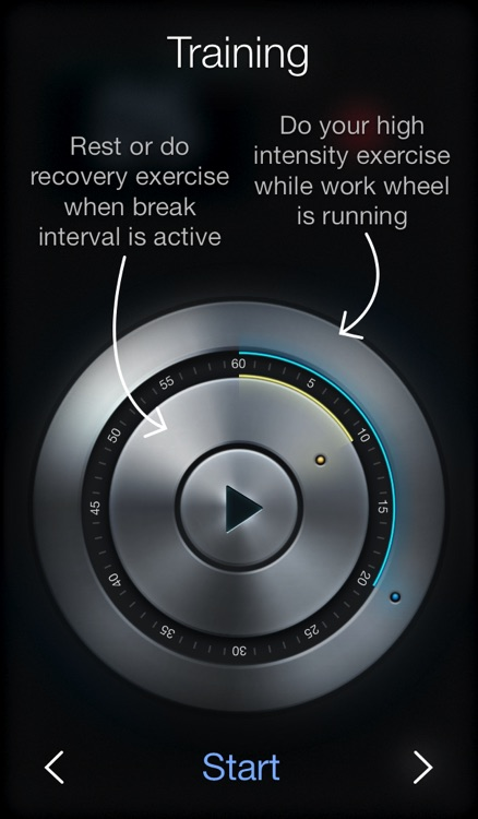 TimeWheel Tabata screenshot-1