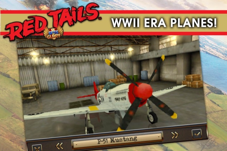 Red Tails™: Skies of Glory screenshot-1