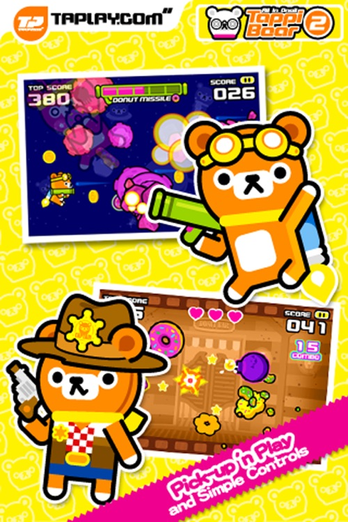 Tappi Bear All in 1 - Pack 2 screenshot-3