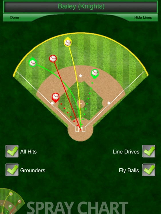 Base Hit for iPad screenshot-4