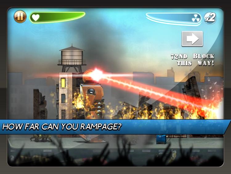 Robot Rampage HD