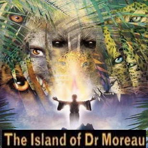 H.G. Wells: The Island of Doctor Moreau