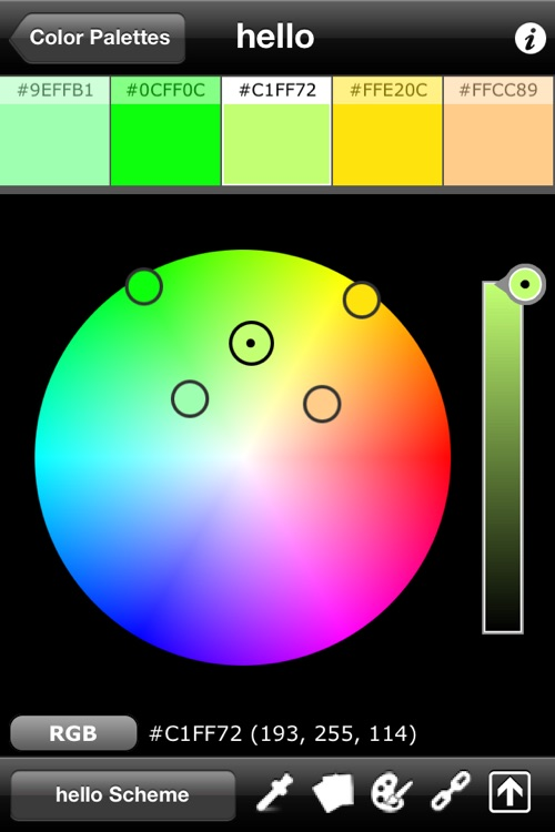 Color Picker - Play screenshot-3