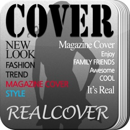 RealCoverPro - Fake magazine covers
