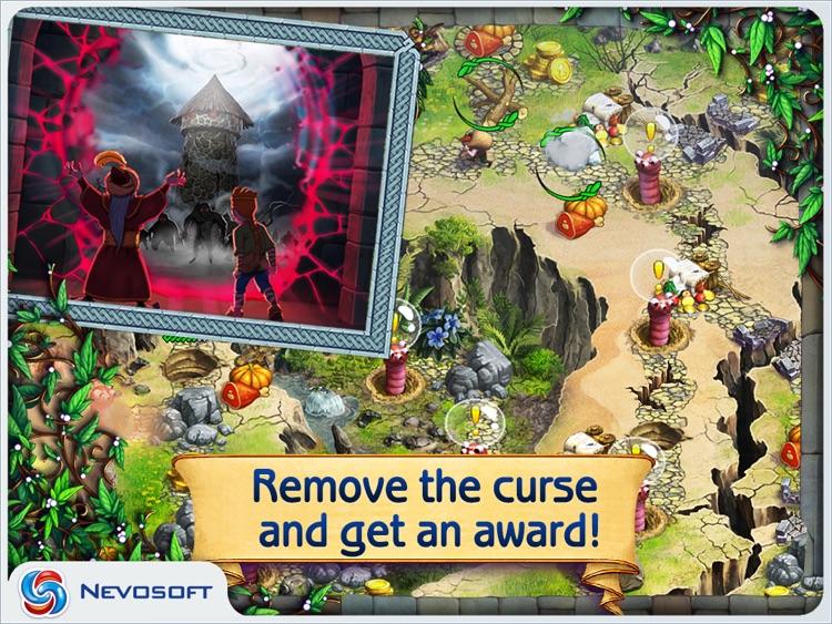 Druid Kingdom HD screenshot-4