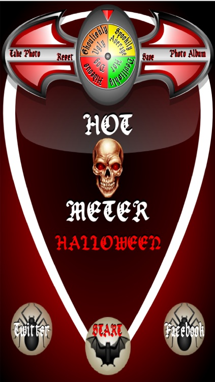 Hot O Meter free Halloween Edition screenshot-3