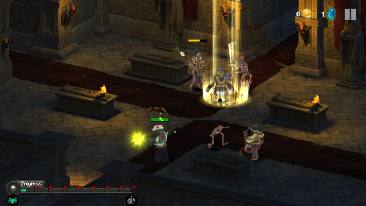 Axes & Allies screenshot-3