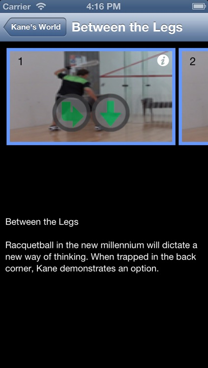 All-On Racquetball screenshot-3