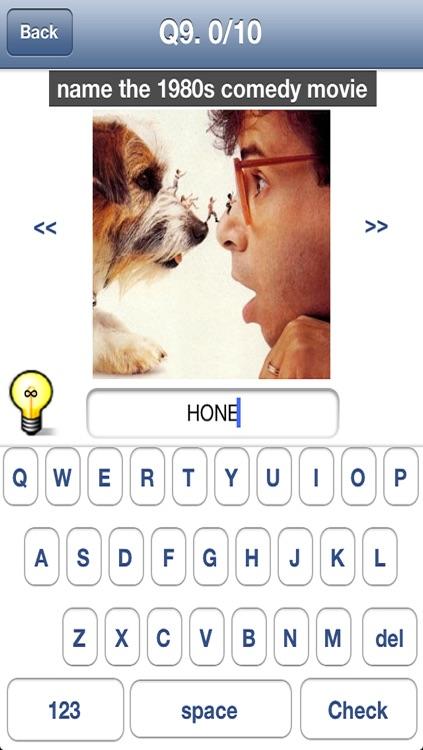 Comedy Movie / Film Quiz screenshot-3