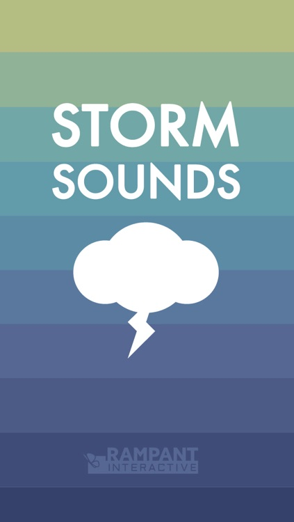 Storm Sounds: Make it Rain in Your Hand