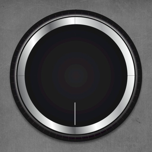 Big Volume Wheel for iPad (w/Mute)