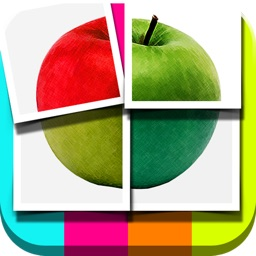 Photo Slice HD - Cut your photo into pieces to make great photo collage and pic frame