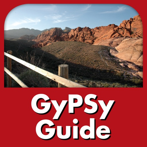 Red Rock Canyon from Las Vegas GPS Driving Tour
