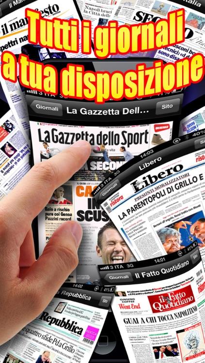 TuttoNotizie Vocale ( tanti giornali italiani e notizie a portata di voce )