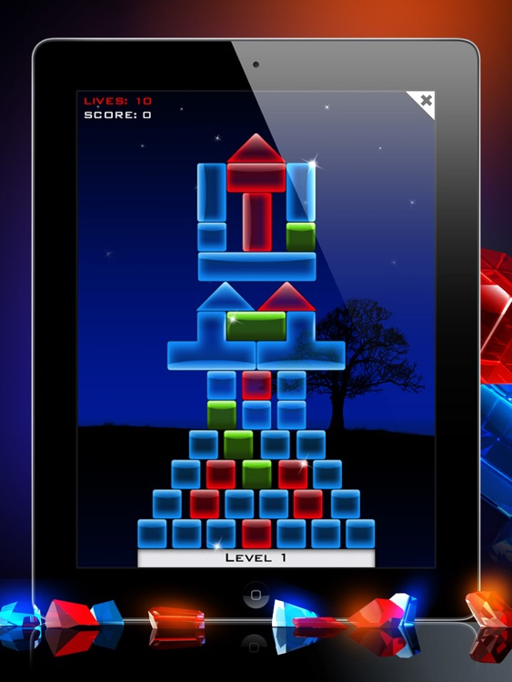 Glass Tower 2 HD screenshot-1