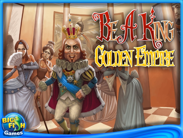 Be a King: Golden Empire HD (Full)