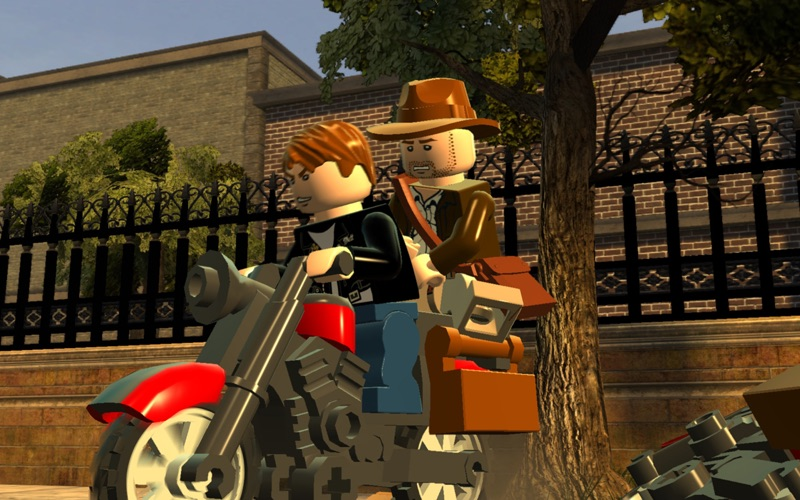 LEGO Indiana Jones 2 Screenshot