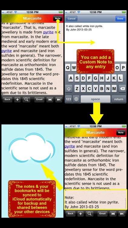 The Encyclopedia of Minerals screenshot-3