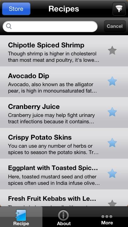 Dash Diet Free - Prevent and Lower High Blood Pressure screenshot-4