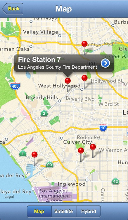 Fire Station App screenshot-2