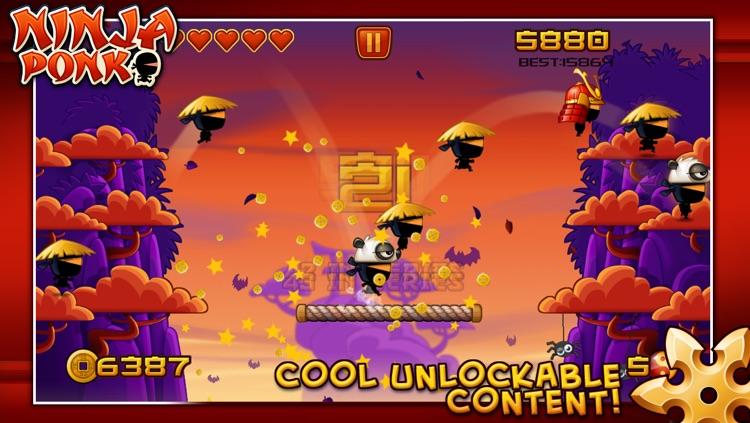 Ninja Ponk screenshot-4