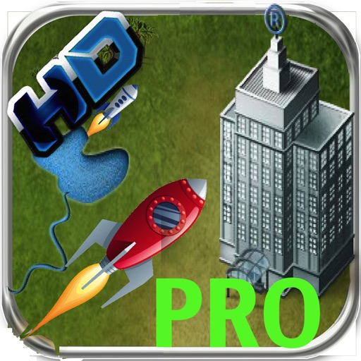 Terrain-Line Draw For Missiles Control PRO for iPad