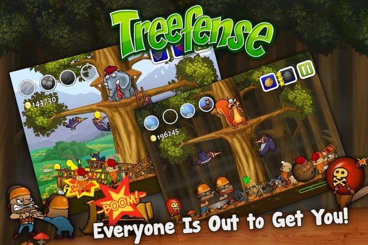 Treefense
