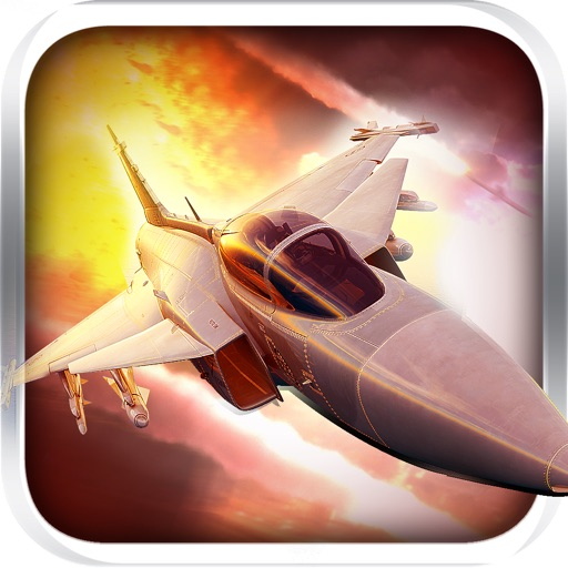Super Fighter Jet Race Premium icon