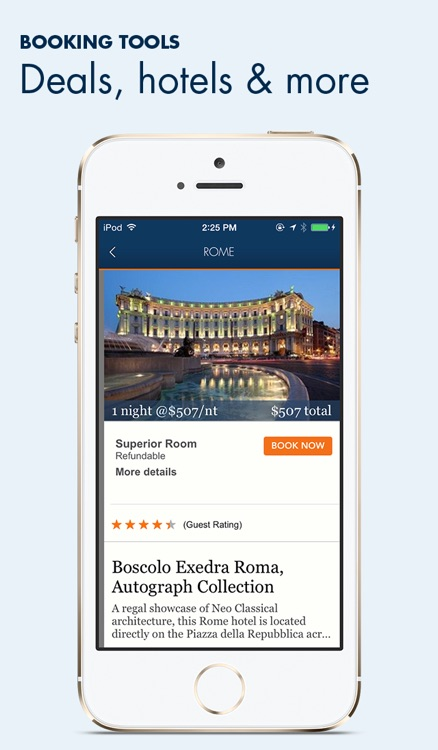 Rome - Fodor's Travel screenshot-3