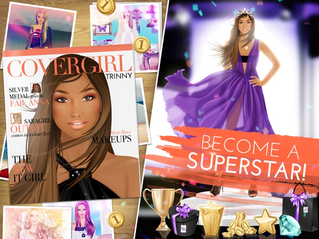 Stardoll fame fashion friends on the app store ipad screenshots gumiabroncs Gallery