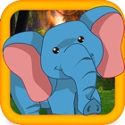 little Barney the Elephant zoo escape - Free running game icon