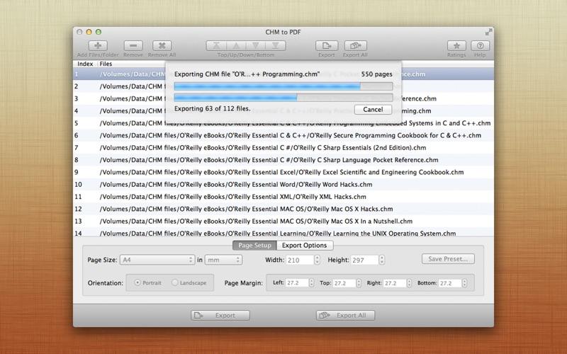CHM to PDF: The Complete CHM to PDF Converter PC için