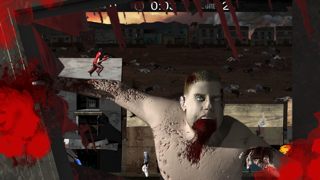 A Zombie Bash and Dash 3D Free Running Survival Game HD