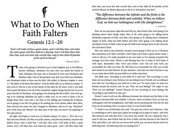 Genesis Volume I