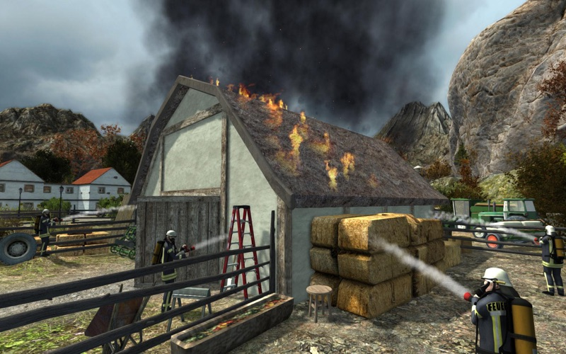 Firefighters 2014 screenshot 4