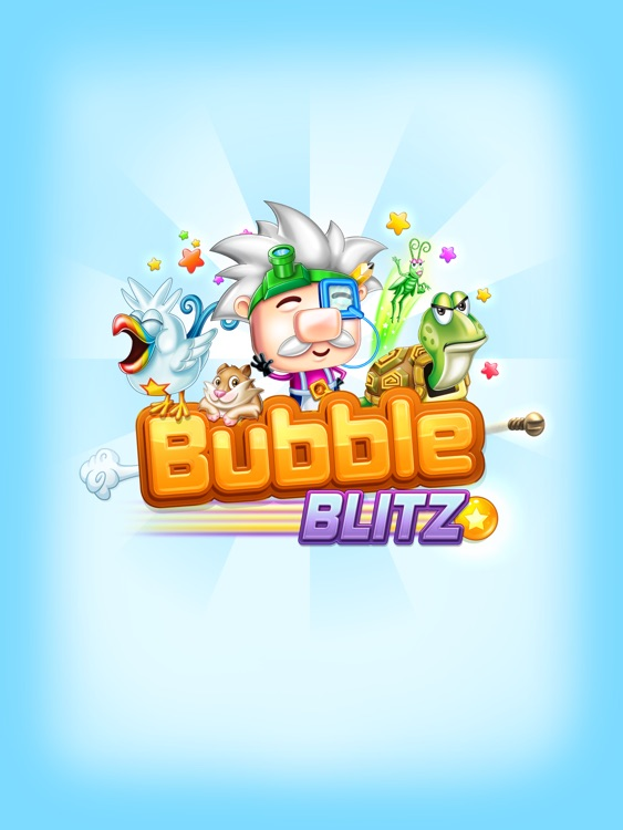 Bubble Blitz HD screenshot-4