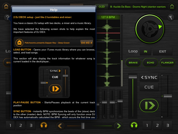 DJ DEX - The DJ Mixing App screenshot-2