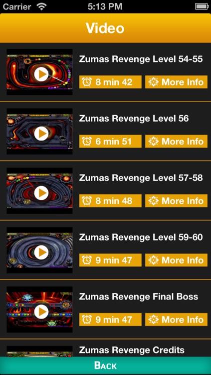 Cheats for Zumas Revenge - Tips & Tricks, Guide, Walkthrogh, Hints screenshot-3