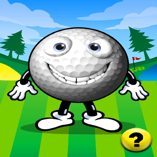 Golf Quiz - Golfer Faces Game