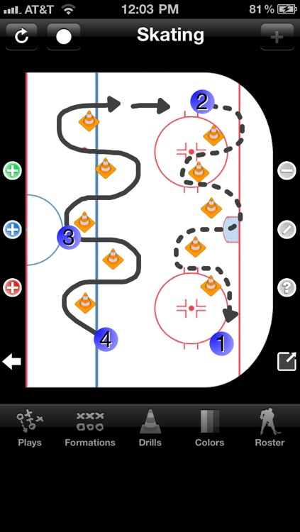 Hockey Coach Pro screenshot-0
