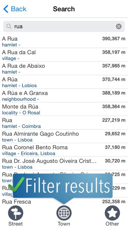 Portugal Travelmapp screenshot-3